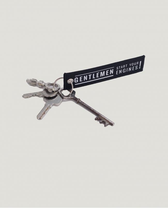 Porte Clés « Gentlemen »