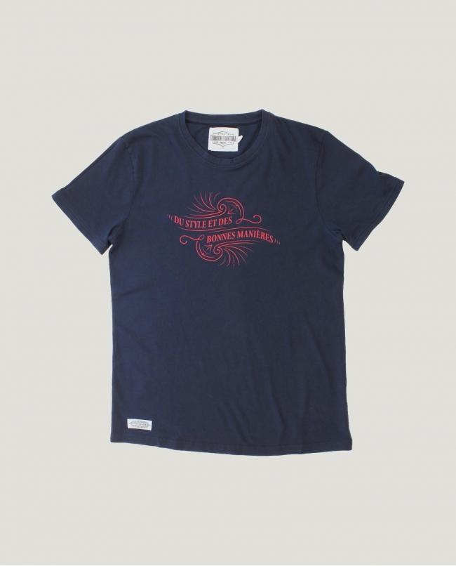 Tee Shirt Tonsor - Du Style Et Des Bonnes Manieres