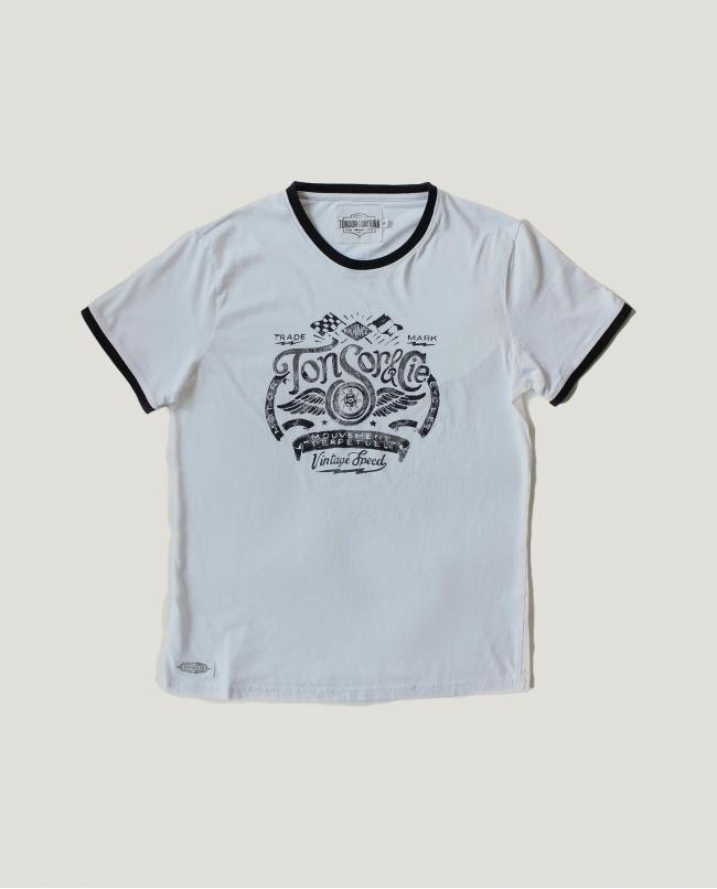 Tee Shirt Tonsor - Vintage Speed