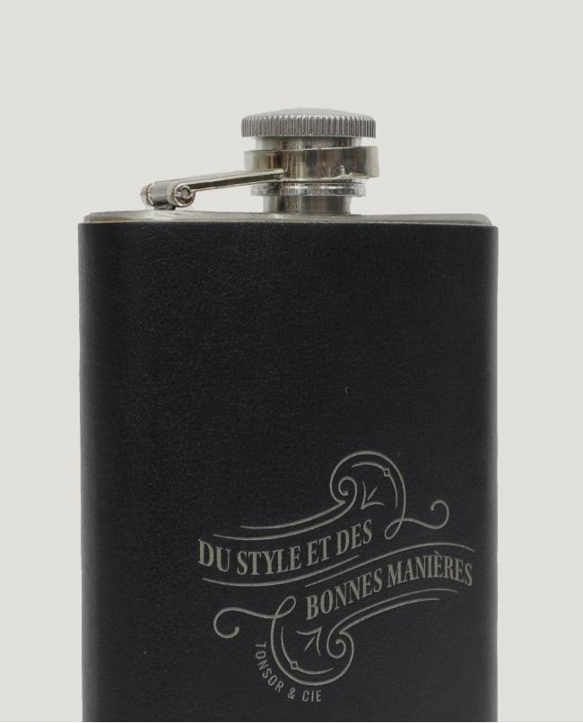 Flasque Gainée « Noir »