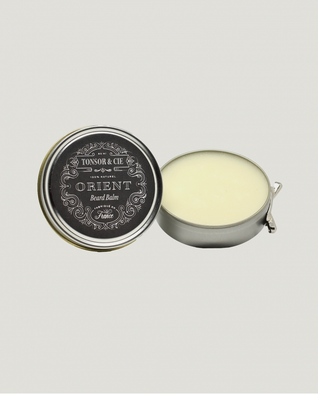 Coffret 'Baume et Peigne 32 dents (Baume orient)