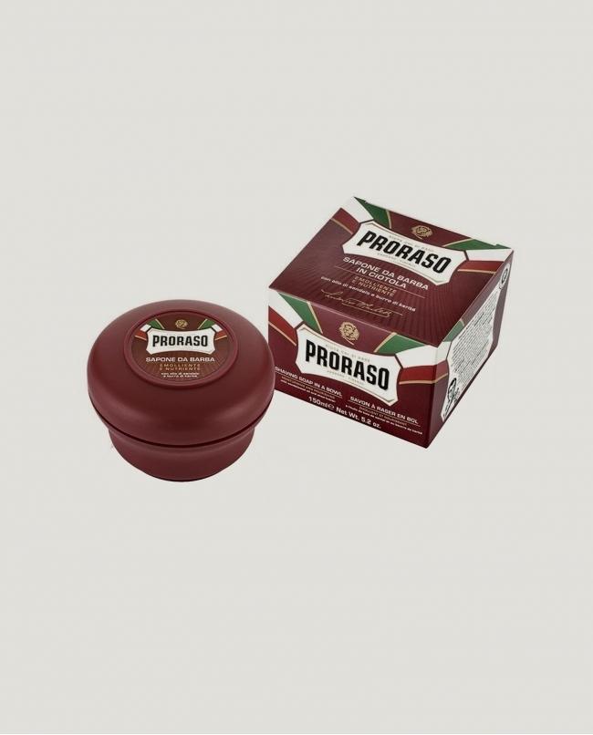 Savon à raser adoucissant et nourrissant - 150 mL / Proraso