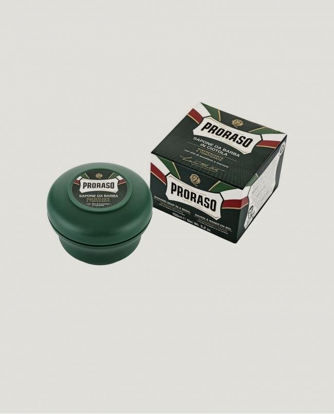 Savon à raser rafraîchissant et tonifiant - 150mL / Proraso